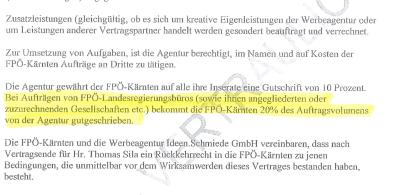 150920_Ausschnitt Rahmenvertrag Ideenschliede FPÖ